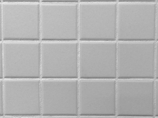 Stock picture of grout